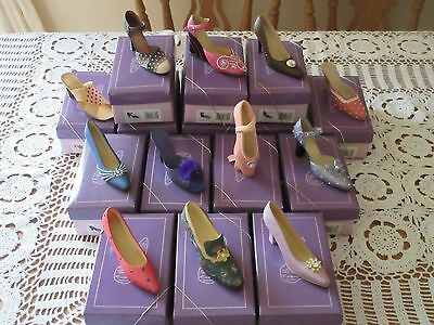 "Leonardo Collection of ""If the Shoe Fits"" shoes - 55 items in total"