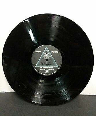 Pink Floyd The Dark Side Of The Moon 1973 Vinyl LP Harvest Records SMAS-11163