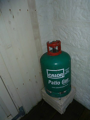 Calor gas 13kg propane gas bottle EMPTY & Hose connector Collection Brighton