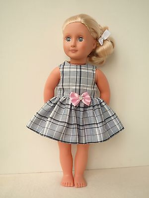 18 inch dolls clothes, doll dress My friendCayla,Our Generation, American girl