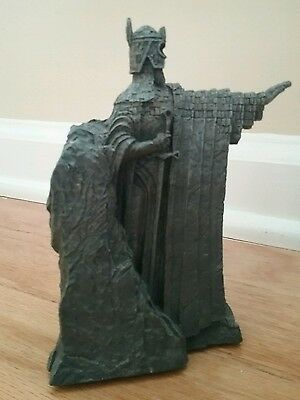 One Piece Lord Of The Rings The Argonath Bookend 2002 Mary Maclachlan Sculpture