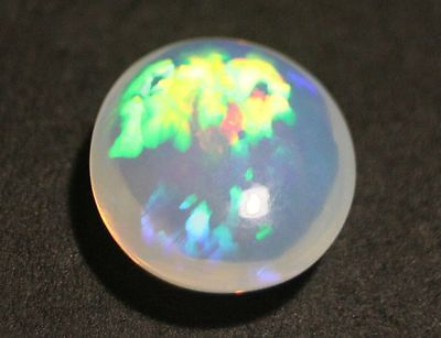 "8.79ct Welo Crystal Opal Cabochon - AAA Rare ""Digital"" - Jelly Opal -See Video"