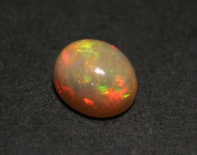 4ct Welo Crystal Opal - Warm Fire AAA Jelly Opal - See Video