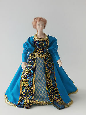 HESTER - OOAK 12th Scale Lady Dollhouse Doll