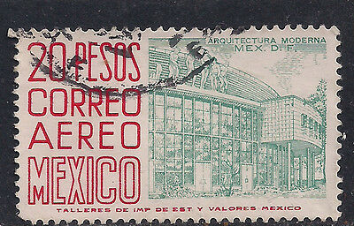 Mexico 20 Pesato Used Stamp(D765 )