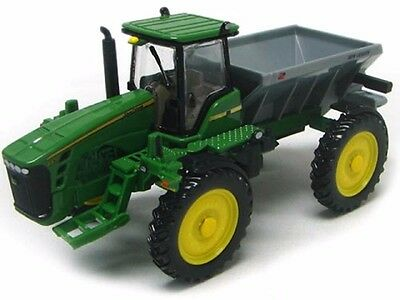 John Deere 4930 Dry Box Spreader Diecast Scale 1/64 Ertl/britains New