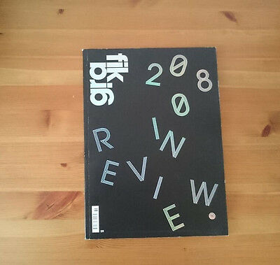 Grafik Magazine, December 2008 - Graphic Design Journal