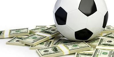 New! FOOTBALL AND SOCCER BETTING STRATEGY GAMBLING SYSTEM  MAKE MONEY ONLINE!