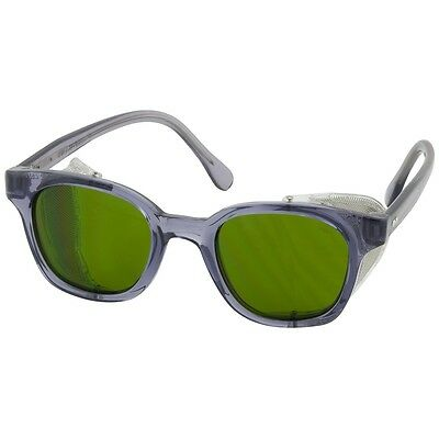 Bouton Traditional Safety Glasses Green IR 3.0 Lens With Side Shields