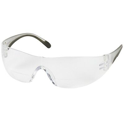 Bouton Bifocal Safety Glasses 1.75 Clear Lens