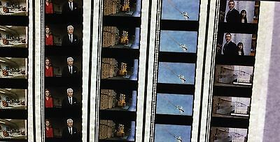 You Only Live Twice James Bond - 5 strips of 5 35mm Film Cells
