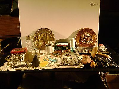 job lot of old small Collectables