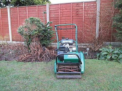 Qualcast Classic Petrol 35S Self Propelled Cylinder Mower CHEAP ONE WEEK ONLY!