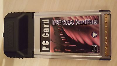 PC Card IEEE 1394 Fire Wire