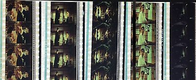 Fist of Fury feat Bruce Lee - 5 strips of 5 35mm Film Cells