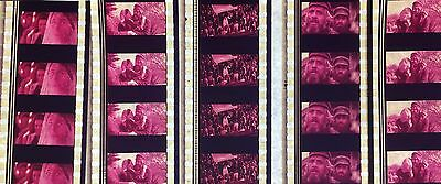 Fiddler on the Roof - 5 strips of 5 35mm Film Cells