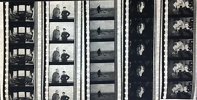 Dambusters - 5 strips of 5 35mm Film Cells