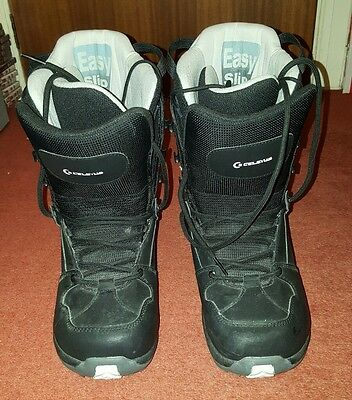 Celsius  Men's Snowboard Boots Size 8 used