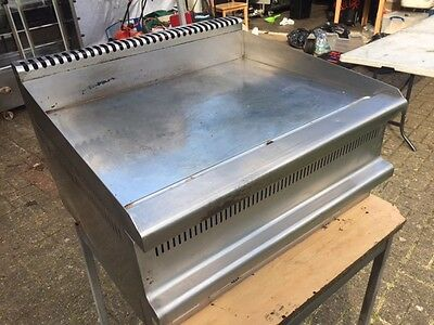 Commercial hotplate grill 2 burner natural gas