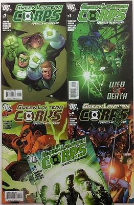 Green Lantern Corps Recharge #1 to #5 (DC 2005) 5 x Issues