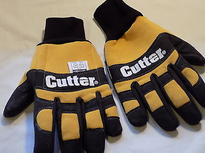 Cutters Chainsaw gloves M/L