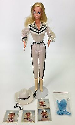 1980 Western Barbie She Gives You Her Autograph And A Wink #2 Used