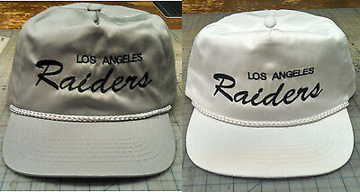 98a4bf357b9c0 OAKLAND RAIDERS TRUE vintage caps early 70 s mint!!deadstock big ...