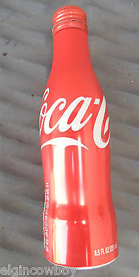 Coke Coca Cola New Unopened American Bottle Metal