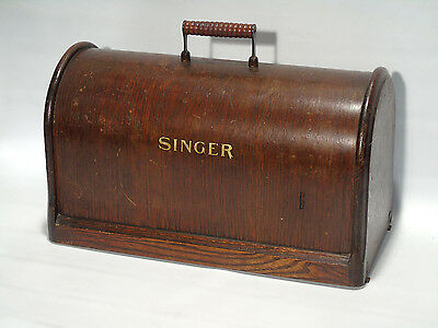 Singer Sewing Machine Case Box Lid Cover