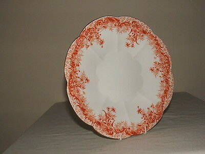 Shelley / Wileman Trailing Daisies Cake Plate Truly Stunning