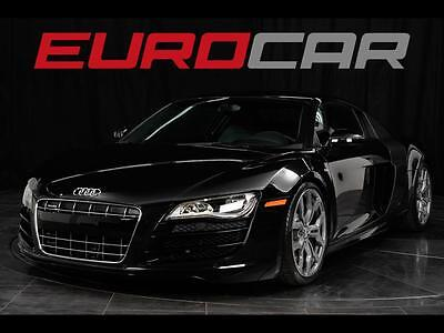2010 Audi R8 Base Coupe 2-Door Audi R8 V10, HIGHLY OPTIONED, IMPECCABLE CONDITION,