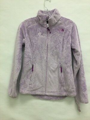 The North Face Fleece Jacket, Size 14/16 Large , Purple, (mj)