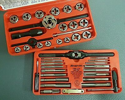 Snap On Unused Metric Tap And Die Set. (Including VAT).