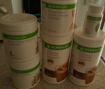 Herbalife Package Big Savings