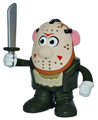 FRIDAY THE 13TH - Jason Voorhees Mr Potato Head Figurine (PPW Toys) #NEW