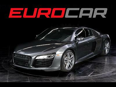 2015 Audi R8  2015 Audi R8 5.2 v10, STUNNING, 7000 MILES , HIGHLY OPTIONED