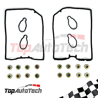 Rocker Cover Gasket Set for Subaru Impreza WRX 2.0L DOHC EJ20# Turbo 1999-2002
