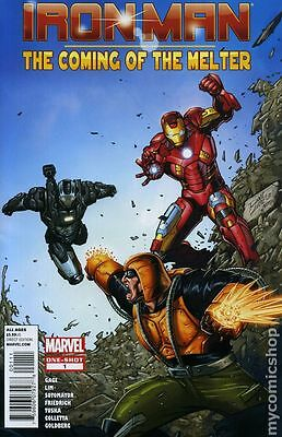 Iron Man The Coming of The Melter #1 (2013) Marvel Comics