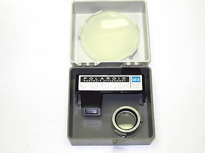 POLAROID Portrait Kit #581A FOR 250, 350, and 450 -15 TO 42 INCH RANGE