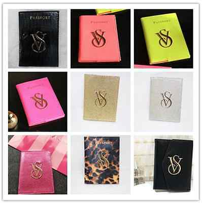 Victoria's Secret VS Travel Passport Card & ID Holder Holders Cover USA SELLER