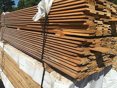 Fence palings / cladding  ship lap cypress 2.1