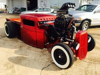 1931 Ford Other Pickups STREETROD 1931 FORD SHOW TRUCK BLOWN CHOPPED  BADDEST TRUCK ON THE PLANET!!!,,,