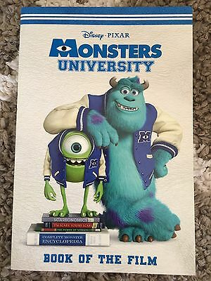 Disney Monsters University Book of the Film by Parragon Book Service Ltd (Paper…