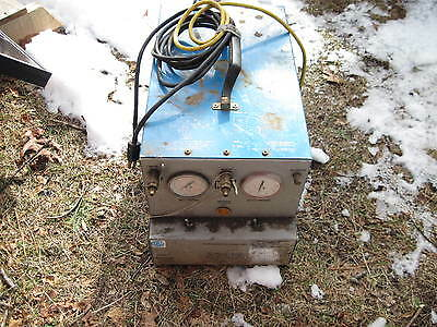 NRP AC Refrigerant Freon Recovery Unit Air Conditioner ULV1 ULVL ULVI Will Ship