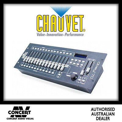 Chauvet Obey 70 Universal DMX 512 Lighting Controller BRAND NEW GENUINE