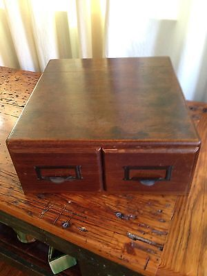 Old Cabinet With Drawers