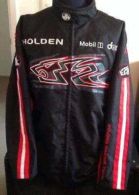 Holden Racing Team Men's Jacket - Sz XL - Removable Lining - Official