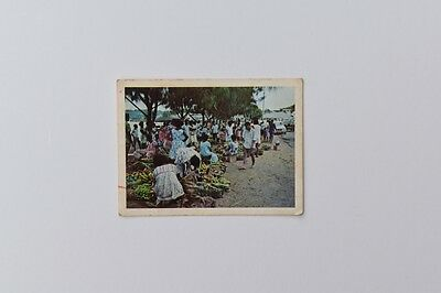 """1973 Weetbix Cards """" People Of The Pacific """""""