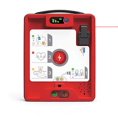 Heart Plus ResQ AED Device for Sudden Cardiac Arrest