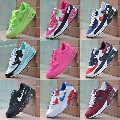 Hommes Femmes Sneakers Fitness Chaussures Baskets sport Casual Shoes Jogging Gym